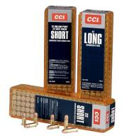 CCI 22 Long 29 Grain Round Nose