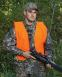 Allen Youth Hunting Vest Orange Adult Quiet Acrylic - 15752
