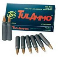 Tulammo TULAMMO 223 Remington/5.56 Nato Full Metal Jacket 55