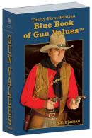 BLUE 31ST ED BLUE BOOK OG GUN VALUES - 1886768986