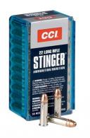 CCI 22 Long Rifle 32 Grain Hollow Point