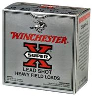 "Winchester 12 Ga. Super X Game 2 3/4"" 1 oz, #7 1/2 Lead Shot - CASE"