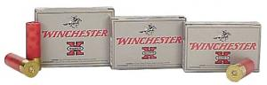 "Winchester 12 Ga. 2 3/4"" 27 Pellets #4 Buffered Lead Bucksho"
