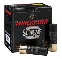 "Winchester Supreme High Velocity 12 Ga. 3"" 1 1/4 oz, #2 Steel - CASE"
