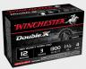 "Winchester Double Action X High Velocity 12 Ga. 3"" 1 3/4 oz, #4 Copp"