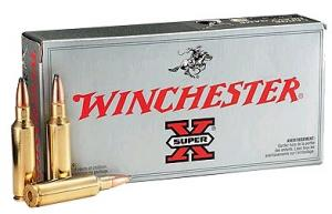 Winchester 220 Swift 50 Grain Pointed Soft Point