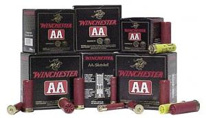 "Winchester 28 Ga. AA Target Load 2 3/4"" 3/4 oz, #9 Lead Round - CASE"