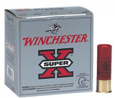 "Winchester 12 Ga. Super X Dryloc 3"" 1 1/4 oz, #BBB Plated Steel - CASE"