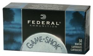 Federal 22 Long Rifle 25 Grain #12 Lead Shot