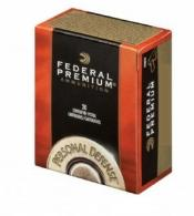 Federal P38HS1 Hydra-Shok Jacketed Hollow Point 20RD 129gr 38 Special +P