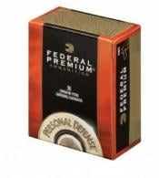 Federal P40HS1 Hydra-Shok Jacketed Hollow Point 20RD 180gr 40 S&W