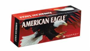 American Eagle AE9FP FMJ Flat Point 50RD 147gr 9mm Luger