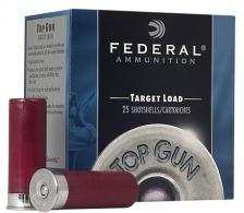 "Federal 12 Ga. 2 3/4"" 1 1/8 oz, #7 1/2 Lead Shot - CASE"