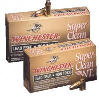 Winchester 9MM 105 Grain Jacketed Flat Point Super Clean NT
