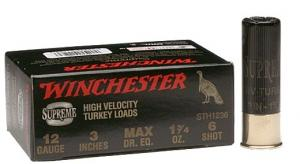 Winchester Double Action X Turkey 10ga 2oz 5 Round 1300fps - STH105