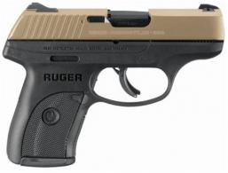 Ruger LC9S PRO 9M 3.1 RETEXC GLD/BL