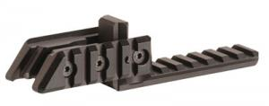 EMA Tactical X3 Sight Rail For AR-15 Picatinny Style Black F