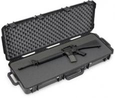 SKB 3I42145BL Mil-Std IM Shirt Rifle Case Polypropylene Blac
