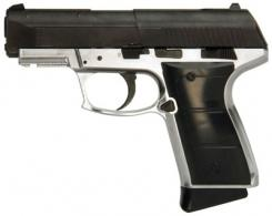 Daisy 5501 PowerLine Pistol CO2 Semi Auto Blow Back .177 Bla
