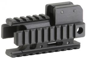 EMA Tactical XF16 Mini Quad Rail For AR-15/M16 Picatinny Sty - XF16