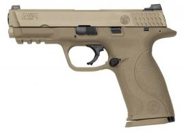 "S&W M&P VTAC 9mm 4.25"" 17+1 Syn Grip Flat Dark Earth"