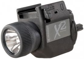 Insight MTV700A1 X2/X2L LED Weapon Light 3 Volts from (1) CR - MTV700A1
