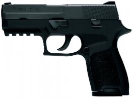 Sig Sauer 250C9B P250 Compact 9mm 3 9 15 1 Black Synthetic