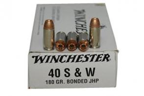 Winchester Ammo USA 40 Smith & Wesson Jacketed Hollow Point