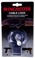 "DAC 363035 Winchester Steel Cable Lock 15"" Black - WINCL"