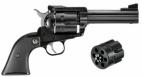 "Ruger 0308 Blackhawk Convertible 6RD 357MAG/9mm 4.62"" - 0308"