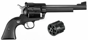 "Ruger 0318 Blackhawk Convertible 6RD 357MAG/9mm 6.5"" - 0318"