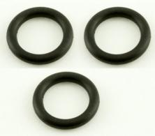 T/C Accessories 3005294 Strike O-Ring T/C Muzzleloaders Black 3 Pack - 3005294