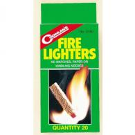 Fire Lighters 20 Per Package - 0150