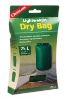 Lightweight Dry Bag 10x20 Inches Green - 1110