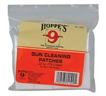 Gun Cleaning Patches .22-.270 Caliber Bulk 500 Pack - 1202S