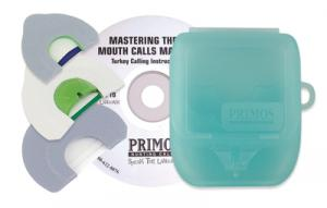 Mastering The Art Mouth Calls Made Easy Instructional CD With Th - 1215
