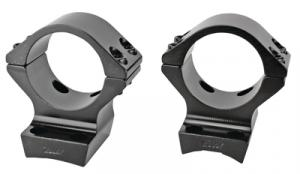 X-Lock Integrated Mounting System One Inch High Matte Finish - 12503