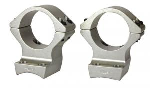 X-Lock Integrated Mounting System One Inch Standard Nickel Finis - 12507