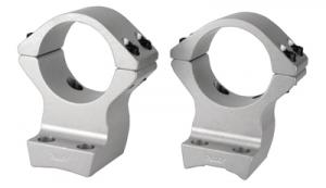 X-Lock Integrated Mounting System One Inch High Nickel Finish - 12509