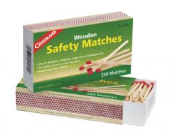 Wooden Safety Matches - 1250