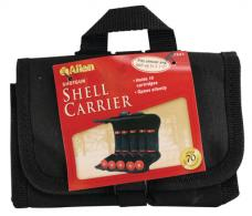 Belt Shotgun Ammo Pouch Black Holds 10 Shotshells - 17241