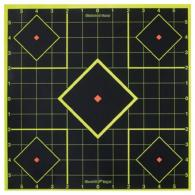 Shoot-N-C Targets 8 Inch Sight-In Target 15 Targets 36 Pasters - 34112