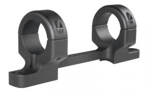 Tube Mount Remington 700 Short Action 30mm Medium Height Black - 34700