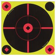 Shoot-N-C 8 Inch Round X-Targets 6 Per Package Plus 24 Pasters - 34806