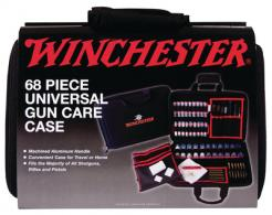Winchester Super Deluxe Universal Gun Case Kit 68 Piece In Custo - 363127