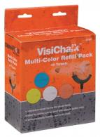 VisiChalk Multi-Color Target Refills 48 Pack - 40941