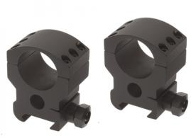 Xtreme Tactical Low One Inch Matte Two Rings - 420180