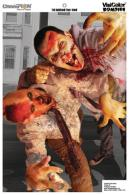 Zombie Attack Targets 12x18 Inches Variety Pack of 6 - 46052