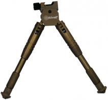 Caldwell AR Bipod Prone Model Desert Tan - 534455