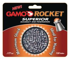 Rocket Pellets .177 Caliber 150 Per Tin - 632127454